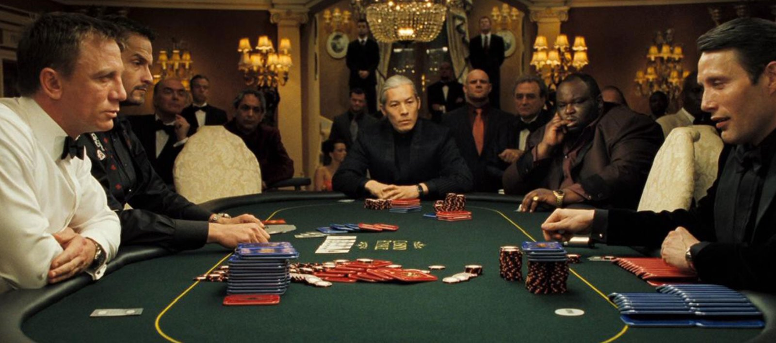 The 30 Best Gambling Movies // ONE37pm