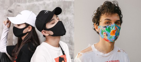 13 Streetwear Face Masks // ONE37pm