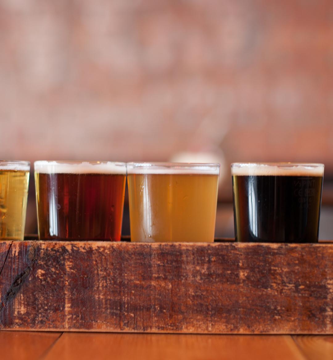 beer glasses mobile