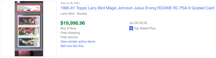 bird magic drj ebay sold