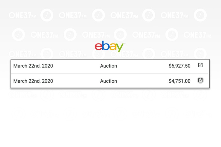march lew ebay