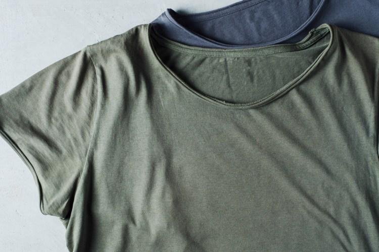 t shirt horizontal