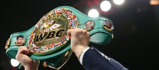boxing championship hero