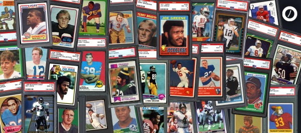 46 Vintage Football Trading Cards to Look Out For // ONE37pm
