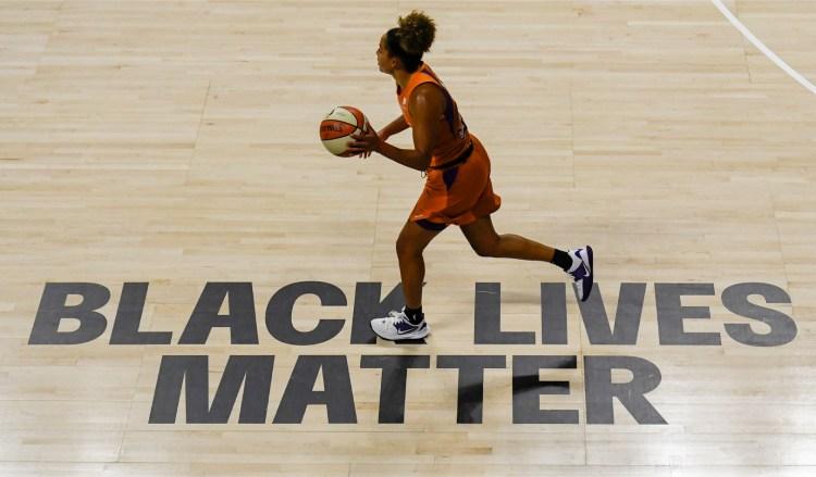 wnba black lives matter