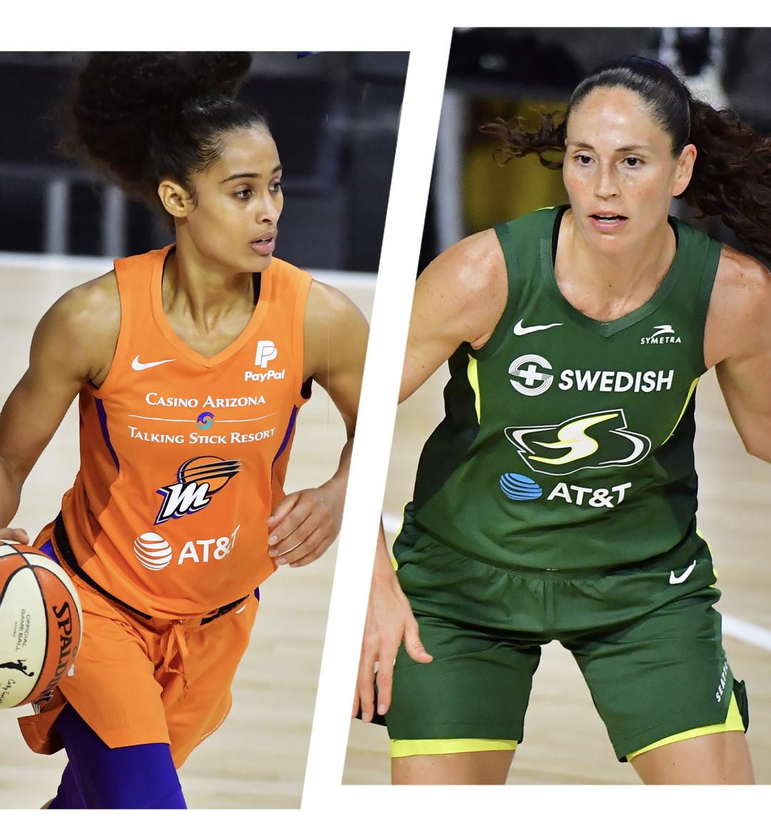 wnba highest paid player category
