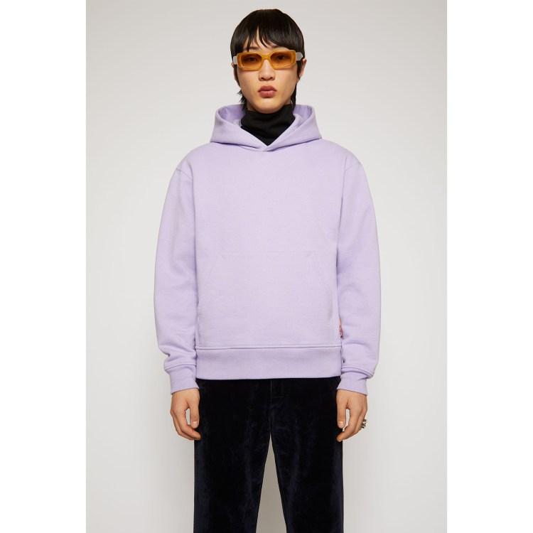 acne hoodie sized