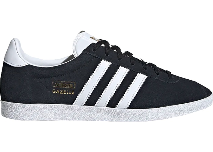 adidas gazelle og core black cloud white w