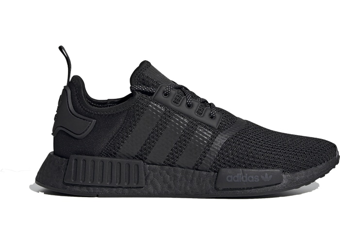 adidas nmd r1 black carbon