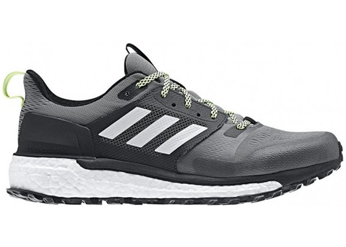 adidas supernova trail grey six core black