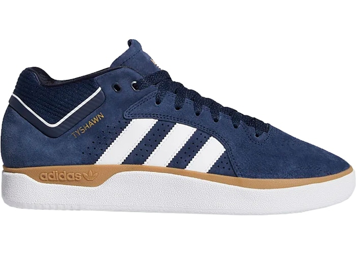 adidas tyshawn collegiate navy cloud white