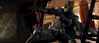 batman telltale hero