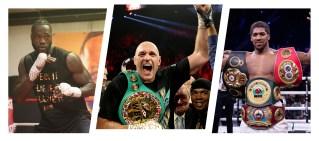 heavyweight boxers hero