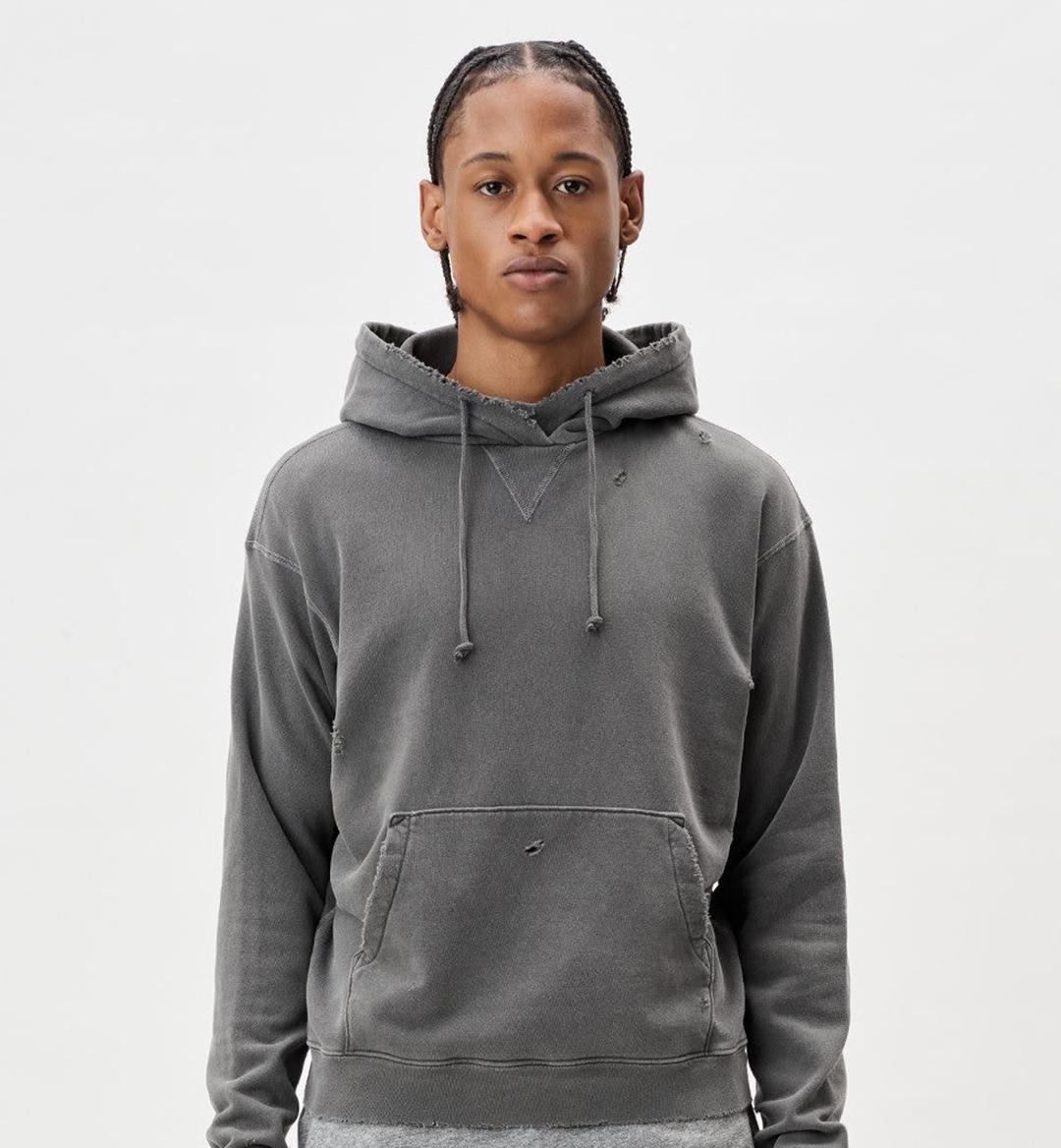 find Mens Cotton Zip Through Hoodie Brand