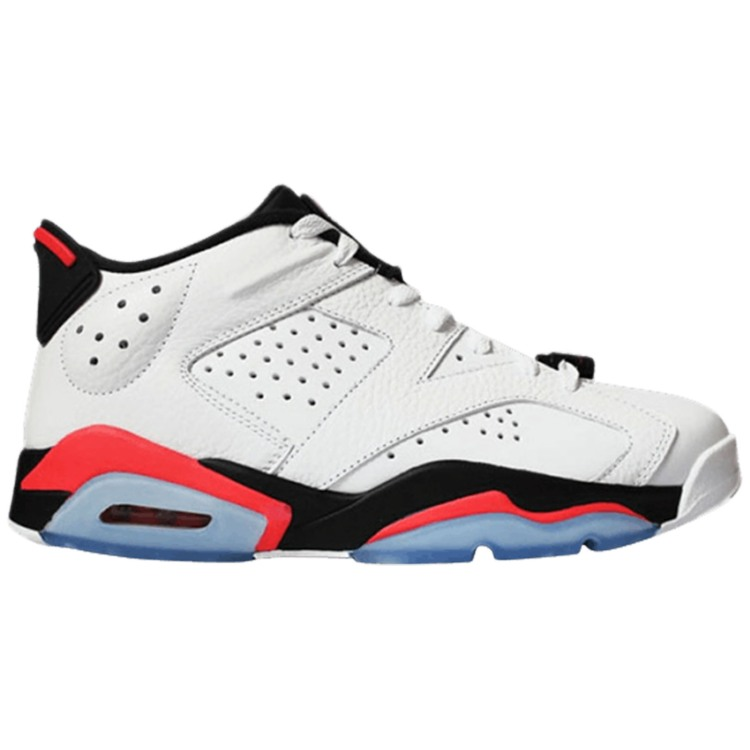 low top basketball shoes image 1 0008 aj6lowinfrared