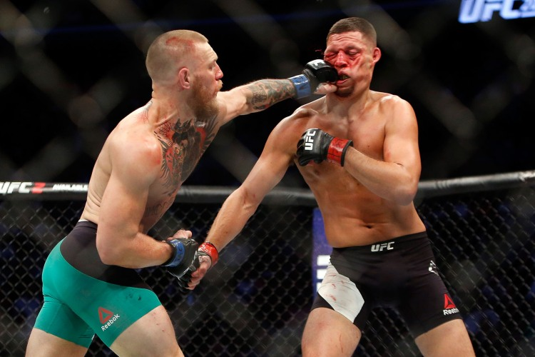best mma matches 0010 gettyimages 592620768