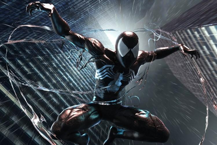 symbiote spider man