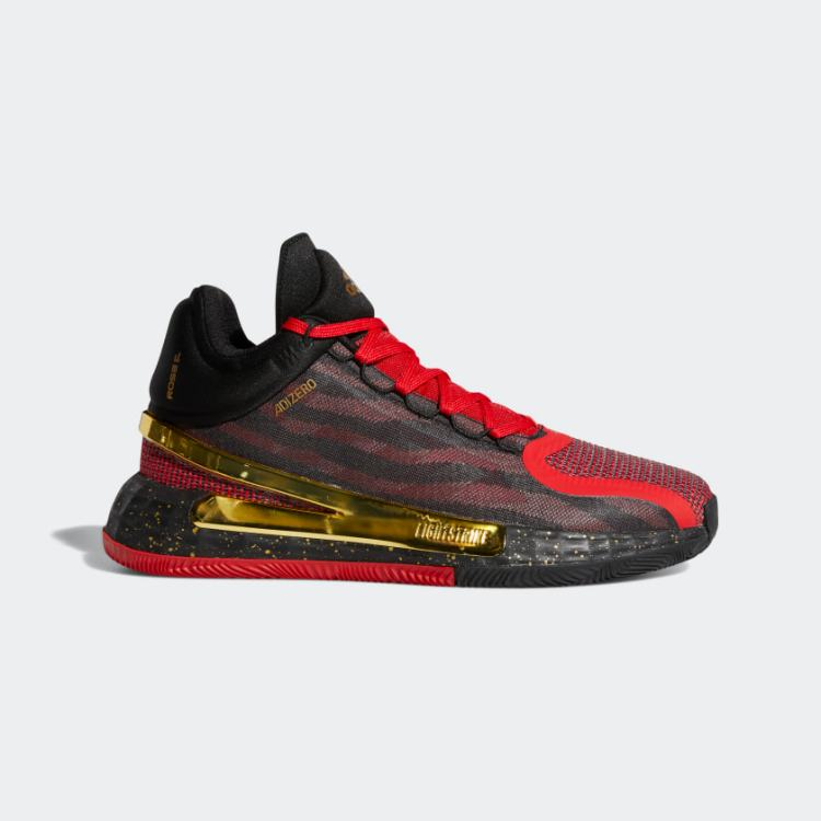 D Rose 11 Shoes Black FY3444 01 standard