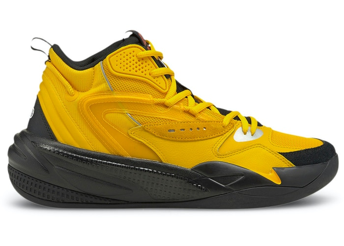Puma Dreamer 2 J Cole Yellow