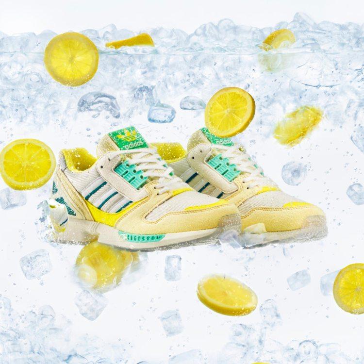 ZX 8000 Frozen Lemonade Shoes Yellow H68010 HM1