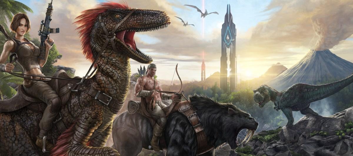 Ark Survival Evolved Image