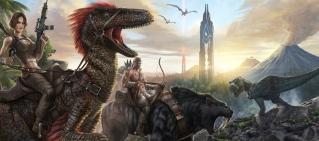 ark survival evoled hero