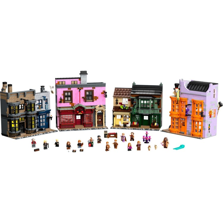 best lego sets of all time 3 0000 diagon alley