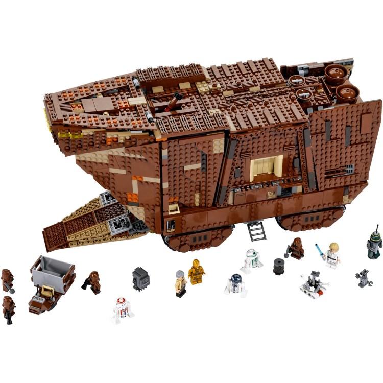 best lego sets of all time 3 0002 sandcrawler