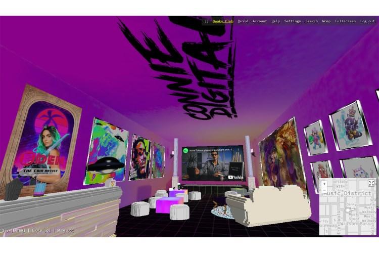 connie digital nft 0000 Danky Club CV 5