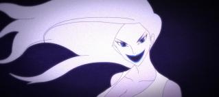 horror anime hero