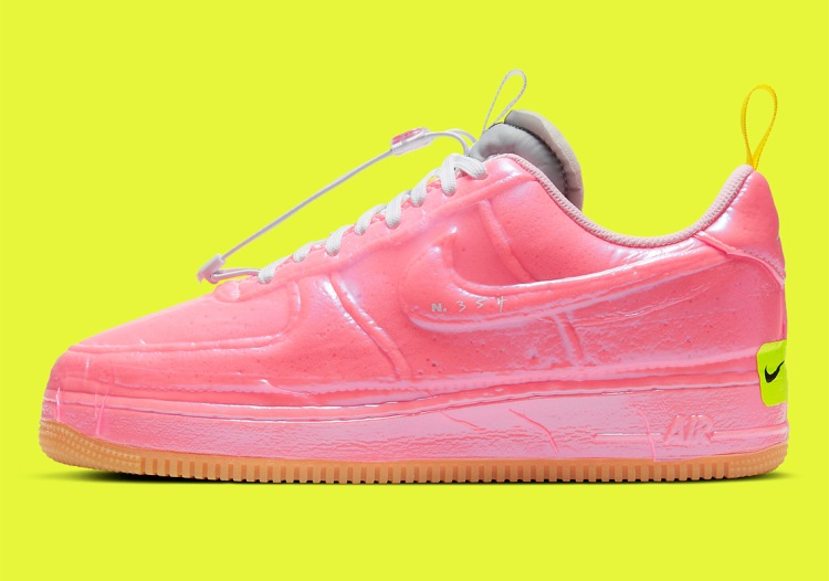 nike air force 1 experimental racer pink artic punch CV1754 600 1