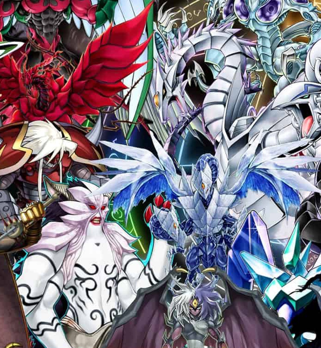yugioh characters mobile