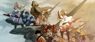 Final Fantasy Tactics hero