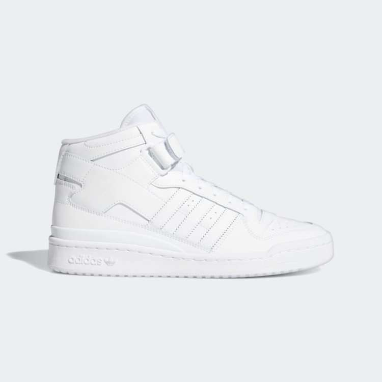 Forum Mid Shoes White FY4975 01 standard