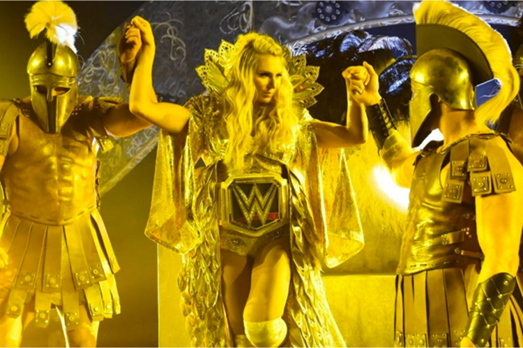charlotte flair best matches 0003 Charlotte Mania 1