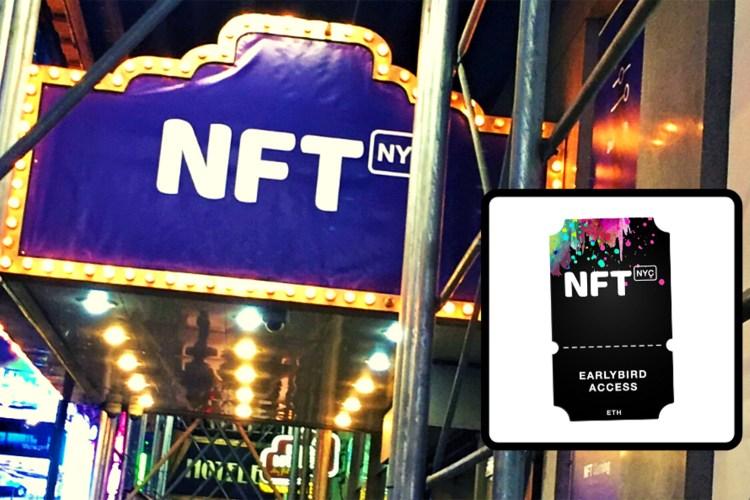 connie digital token access 0001 NFT NYC One37pm ConnieDigital