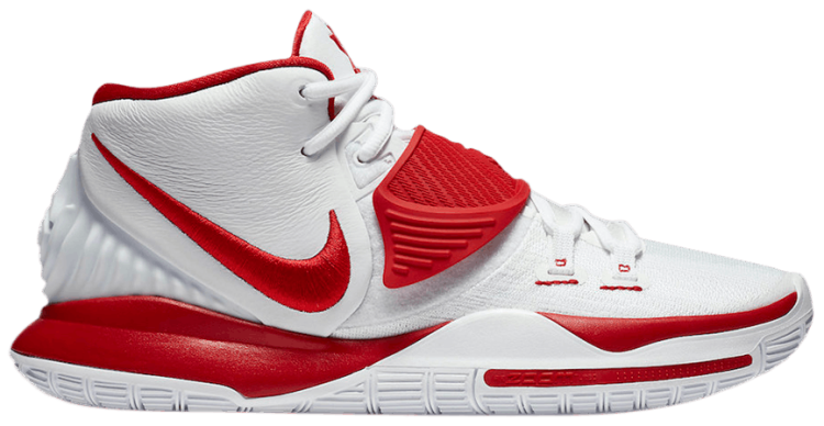 kyrie red
