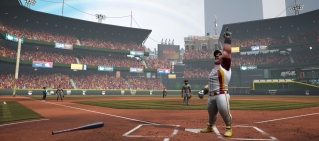 super mega baseball hero