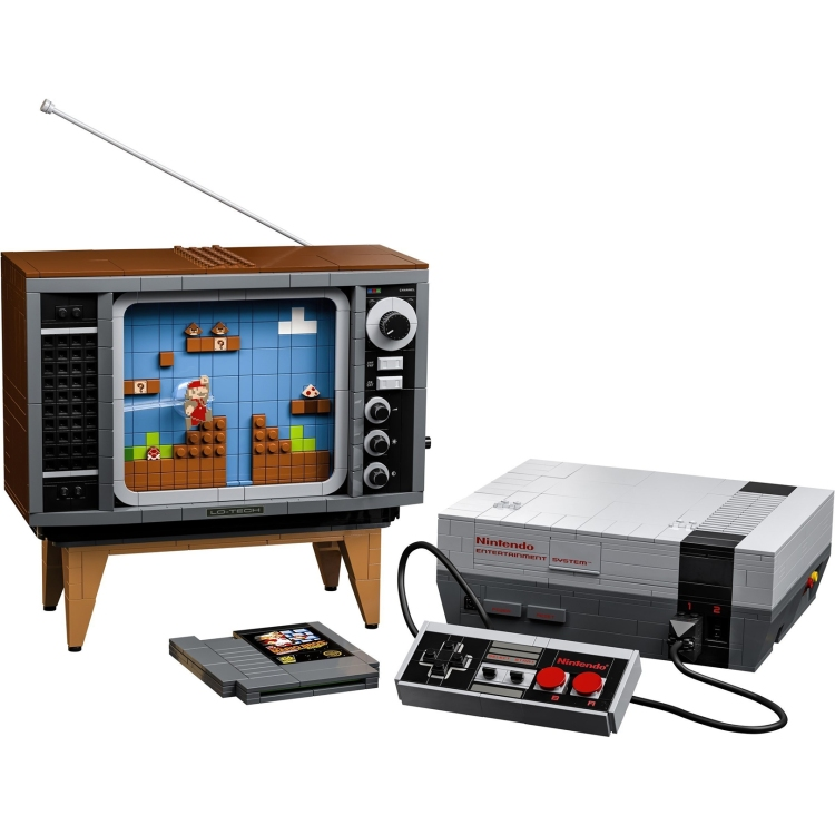 weird lego sets 0003 NES