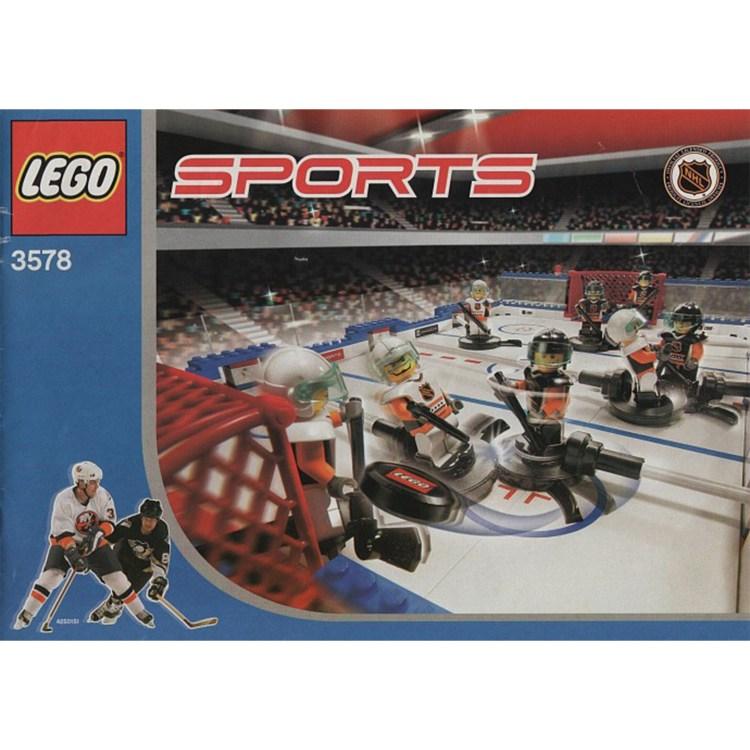 weird lego sets 0004 NHL LEGO