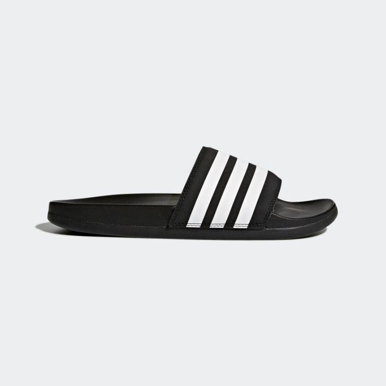 Adilette Comfort Slides Black AP9966 01 standard
