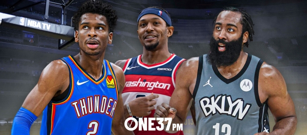 The 20 Best Shooting Guards In the NBA Right Now
