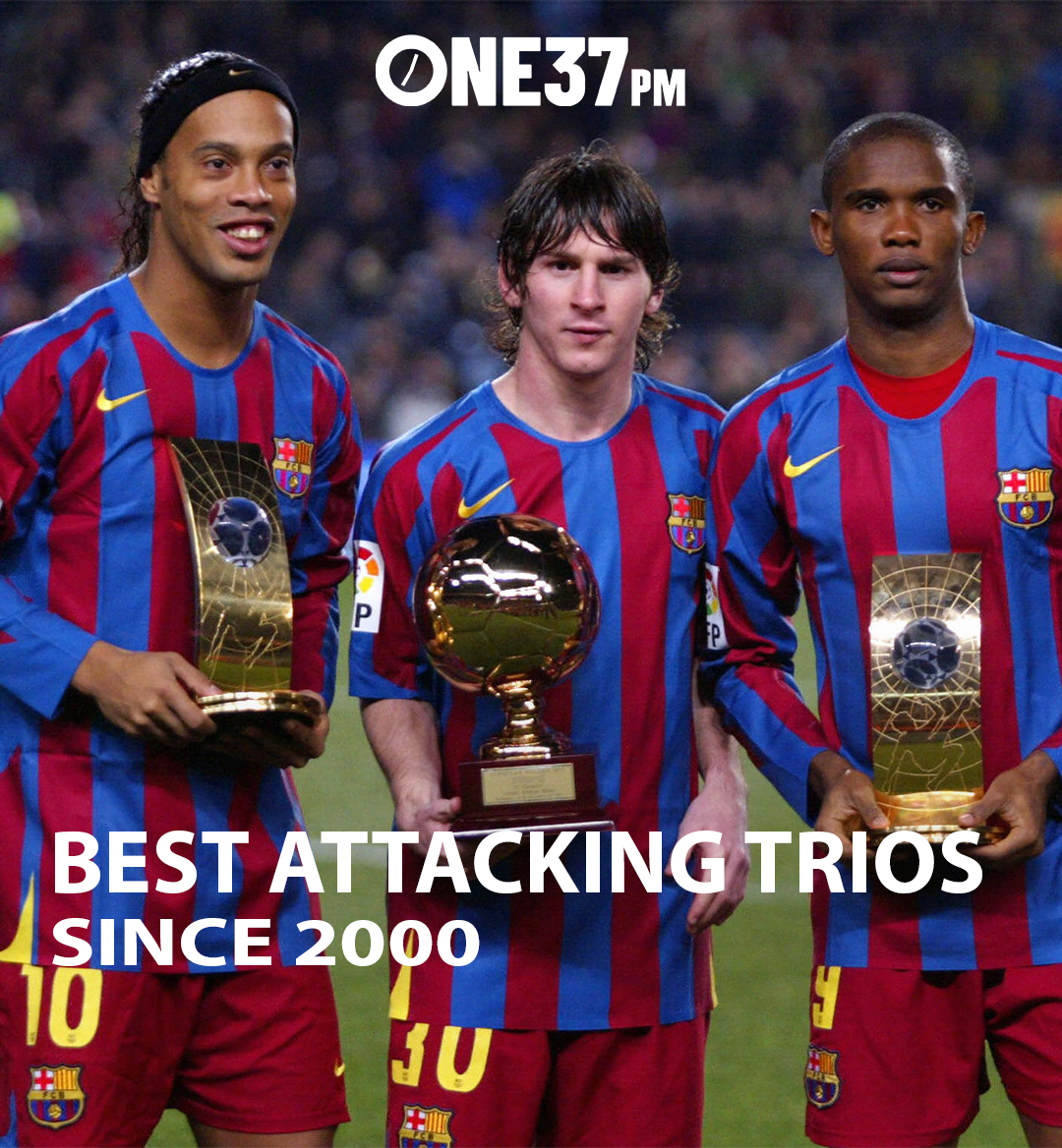 best attacking trios mobile