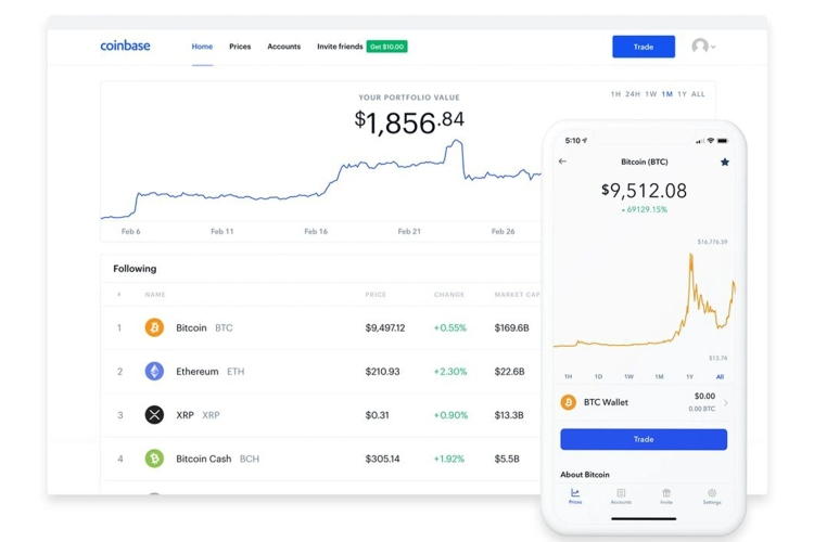best cryptowallets 0000 coinbase interface