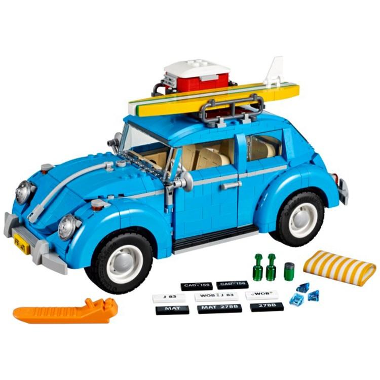 best lego cars 0006 vw beetle 1