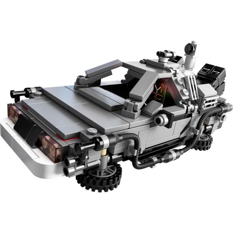 best lego cars 0008 delorean 1