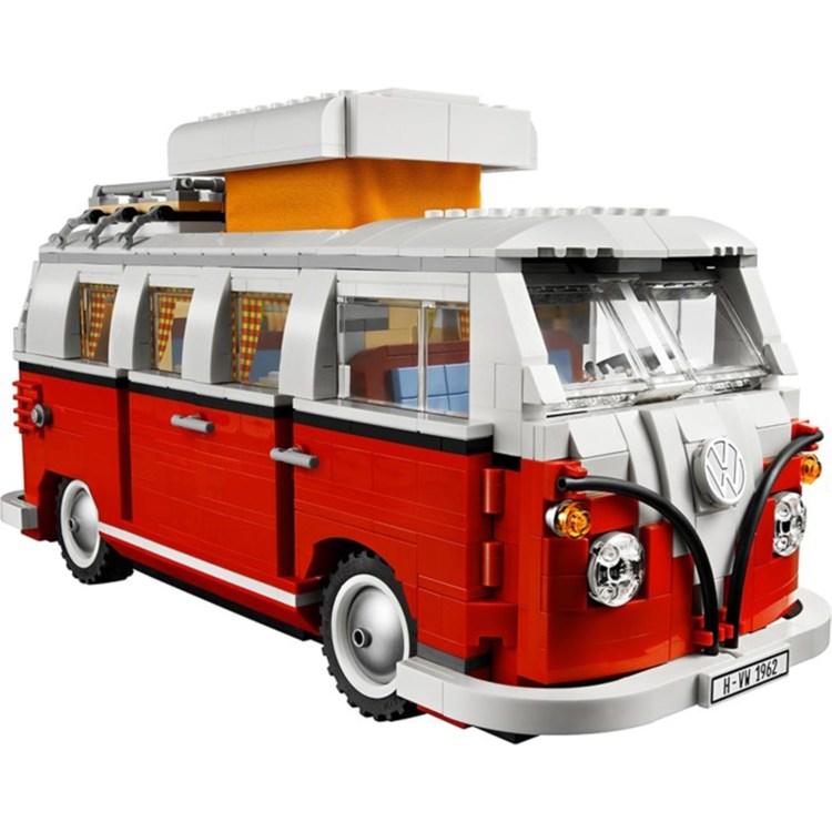 best lego cars 0009 vw van 2