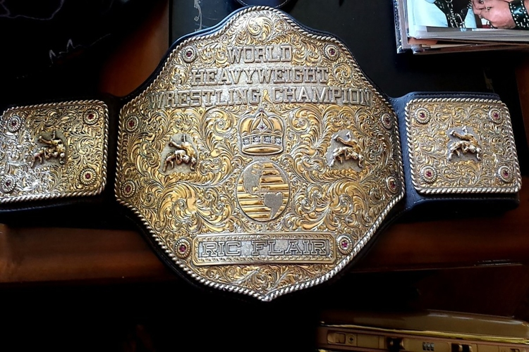 big gold belt