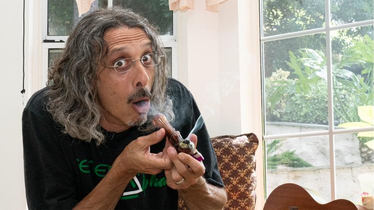 homegrown cannabis co kushman corner bowl pipe