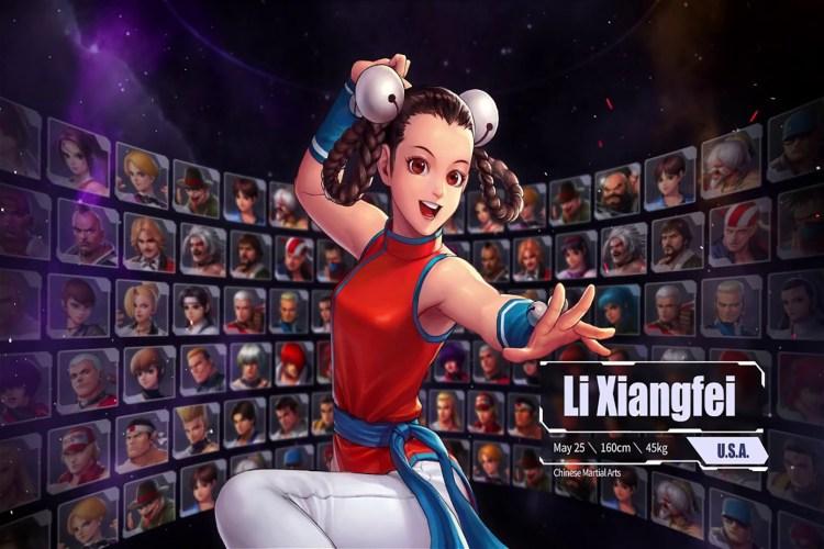 li xiangfei